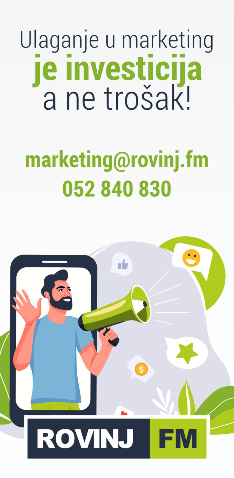 Marketing - Rovinj FM