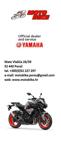 Yamaha - side